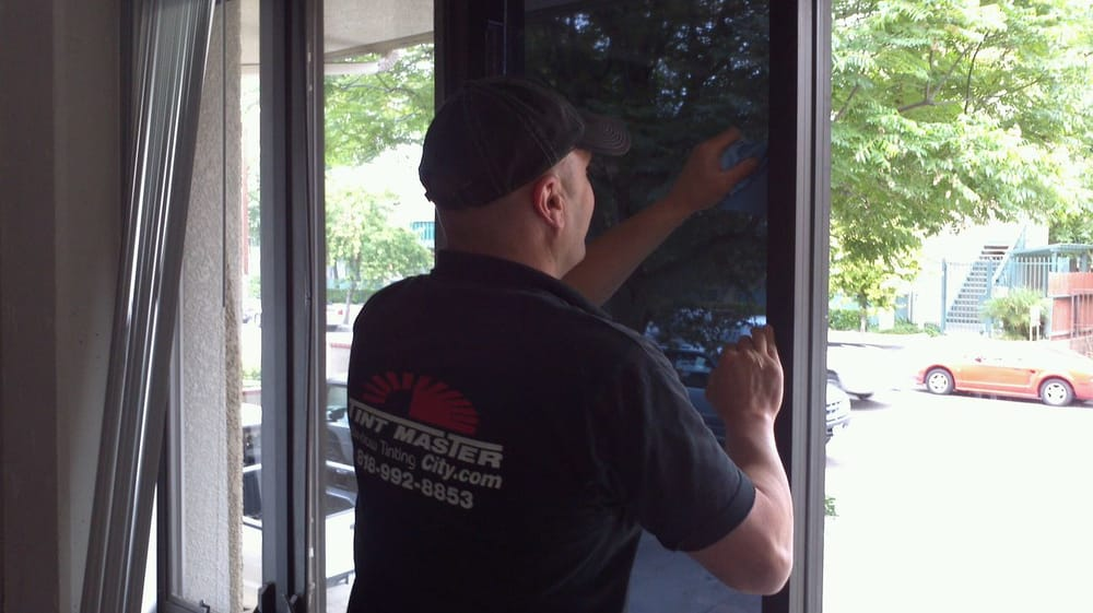 Home Residential window tinting installers