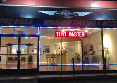 Tint Master City storefront