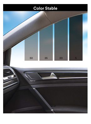 auto tint shade levels